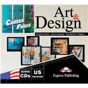 Art & design (Audio CDs) - Диски для работы (Set of 2)