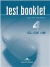 Click On 4. Test Booklet. Intermediate. Сборник тестовых заданий и упражнений
