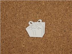 Подарочная коробка квадратная