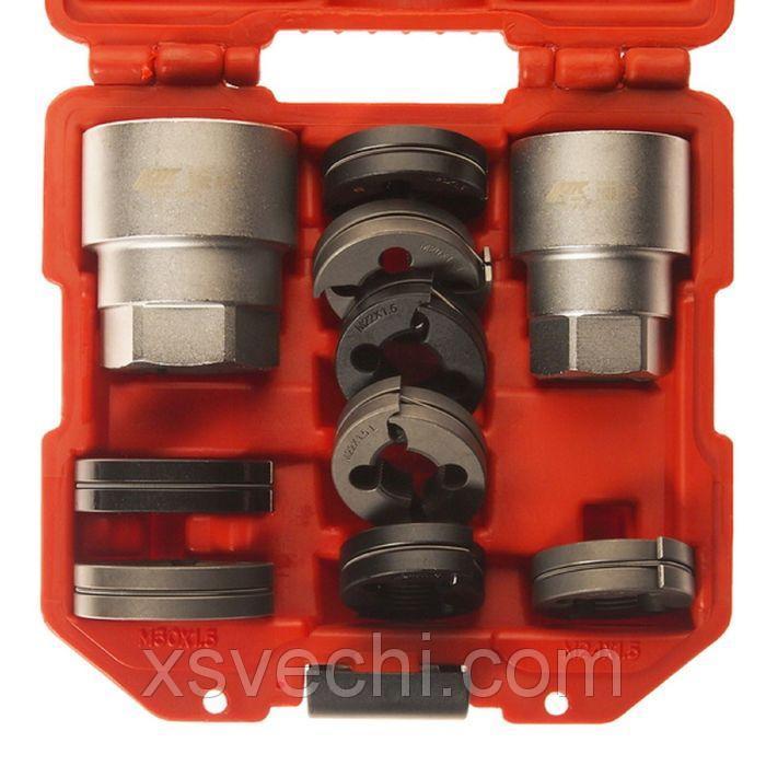 Набор JTC, JTC-5336, для восстановления резьбы шпилек, на колесах грузовых авто, 10 шт