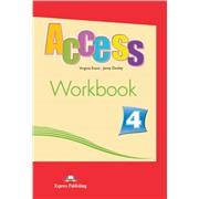 access 4 workbook - рабочая тетрадь