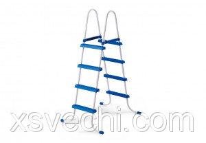 Лестница для бассейна Intex 28062   58974, 122 см