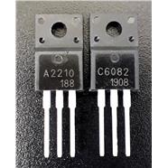 Транзисторы A2210  C6082 (пара) для Epson 1410 /L1800 /L1300 /1500W /T1100 /B1100 /PX1004 /1430 /1400 /R270 /R390