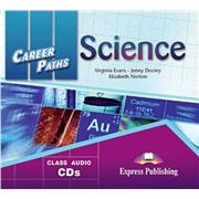 Science (Esp). Audio CDs (set of 2). Аудио CD  для работы в классе (2 шт).