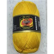 Бонди цвет №104 (желтый) В упак. 10 шт