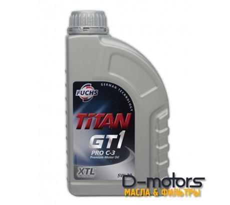 FUCHS TITAN GT1 PRO C-3 5W-30 (1л.)