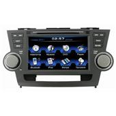 Штатное головное устройство Intro CHR-2298HL для Toyota HighLander с 2008-2013 года