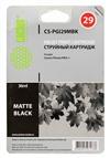 Картридж струйный Cactus CS-PGI29MBK (PGI29MBK)  черный матовый для Canon Pixma Pro-1 (36мл)