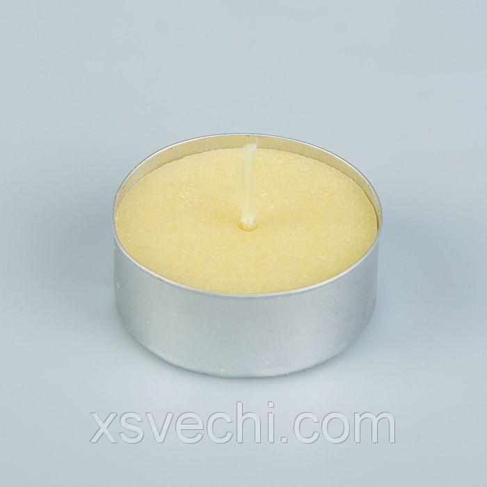 Набор свечей чайных ароматизированных 12 г (6 шт), антимоскитный