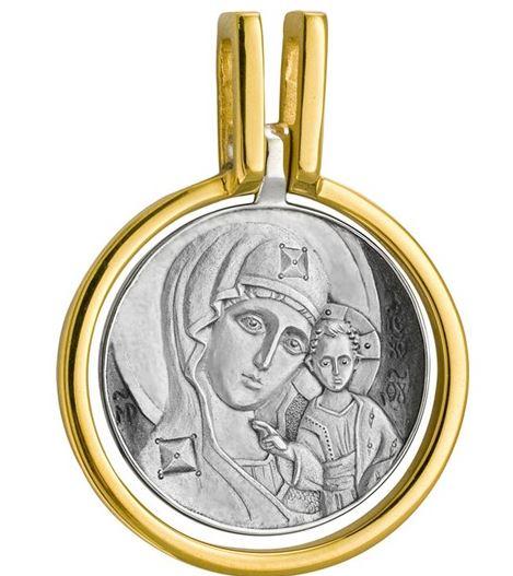 Образок Богородицы как символ женской веры