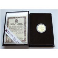 Канада 100 долл 1/4 унции 1992 золото Монреаль