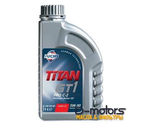 FUCHS TITAN GT1 PRO C-2 5W-30 (1л.)
