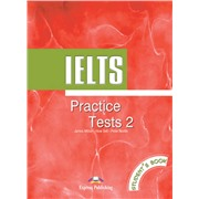 ielts practice tests 2 student's book - учебник