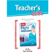 Flight attendant (esp). Teacher's Guide. Книга для учителя