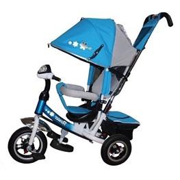 Детский трехколесный велосипед Trike Flower (с фарой).
