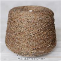 Пряжа Kilcarra tweed песок 4804, 80м в 50 г