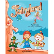 fairyland 1 Student's book - учебник