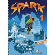 Spark 1 (Monstertrackers). Teacher's Book (interleaved). Книга для учителя