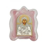 """Икона """"Св.Блаженная Матрона"""" на стекле"""