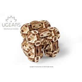 UGears 3D-пазл механический Ugears - Сферокуб