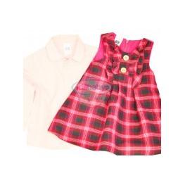 Комплект сарафан и рубашка