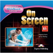 On screen b2+ interactive whiteboard software