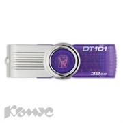 Флэш-память Kingston DataTraveler 101 G2 32GB(DT101G2/32GB)