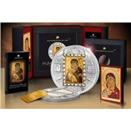 Владимирская икона Божией Матери Тираж: 999