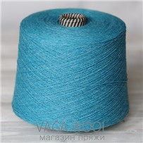 Пряжа Coast Яйцо малиновки 038, 350м в 50г, Knoll Yarns, Robins egg