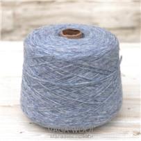 Пряжа Puno Light Голубой меланж, 130м/50г, Lama Lima