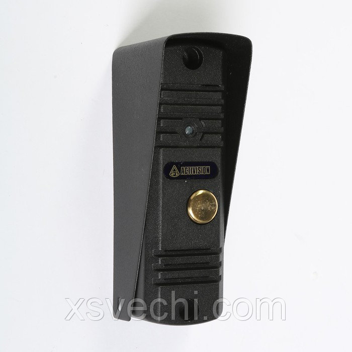 Вызывная панель Activision AVC-105, черная
