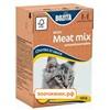 Консервы Bozita mini для кошек кусочки в соусе мясной микс (Tetra Pak) (190 гр)