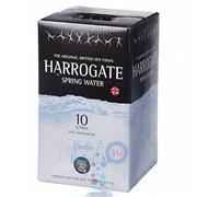 Упаковка минеральной негазированной воды Harrogate 10l - 1 шт