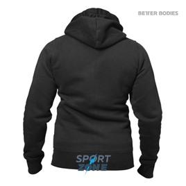 Толстовка женская Better bodies soft hoodie, черная