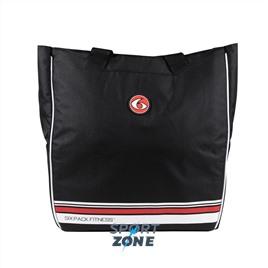 Спортивная сумка SIX PACK FITNESS (SPF) Camille Tote Black/Red (черный/красный)