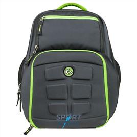 Спортивный рюкзак SIX PACK FITNESS (SPF) Expedition Backpack 300 Grey/Green (серый/зеленый)