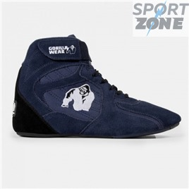 Кроссовки GORILLA WEAR CHICAGO HIGH TOPS - NAVY LIMITED