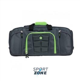 Спортивная сумка Beast Duffle Grey/Green (серый/зеленый)
