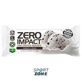 Протеиновые батончики Zero Impact Mealbar- Печенье и Крем (12 бат)
