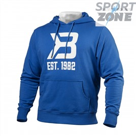 Толстовка Better Bodies Gym Hoodie, Bright Blue