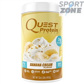 Протеин Quest Protein Powder 32serv Banana Cream Банановый крем