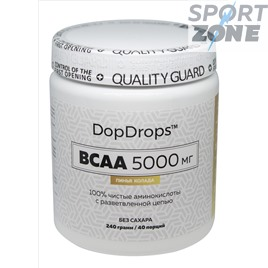 BCAA БЦА DopDrops 5000мг 40serv Пинья колада