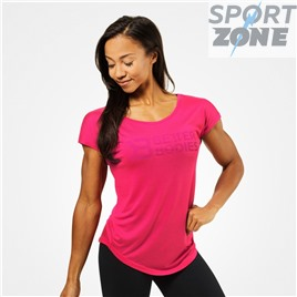 Футболка Better Bodies Gracie Tee, Hot Pink