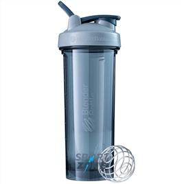 Шейкер для спортивного питания BlenderBottle Pro32 Full Color 946мл Pebble Grey [серый графит]