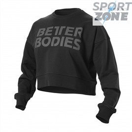 Свитшот Better Bodies Chelsea Sweater, Black