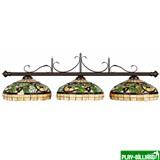"Лампа на три плафона ""Sonoma"", интернет-магазин товаров для бильярда Play-billiard.ru"