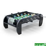 """Настольный футбол (кикер) """"Hannover""""  (97x54x35см, черный), интернет-магазин товаров для бильярда Play-billiard.ru"""