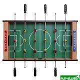 """Настольный футбол (кикер) """"Junior"""" (69х37х24 см, коричневый), интернет-магазин товаров для бильярда Play-billiard.ru"""
