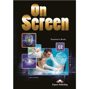 On screen C2 Teacher's book — книга для учителя