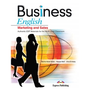 business english marketing and sales  student's book - учебник